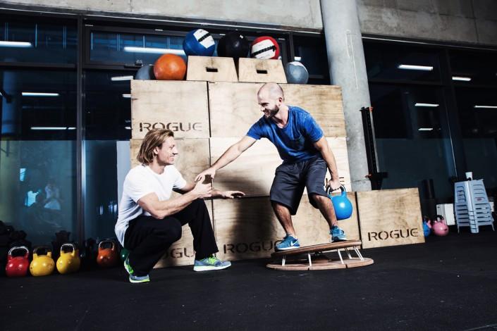 koordinations- und gleichgewichtstraining